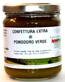 Confettura extraPassata di pomodoro Verde
