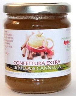 Confettura extra di Mela e Cannella