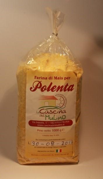 Polenta farina di mais
